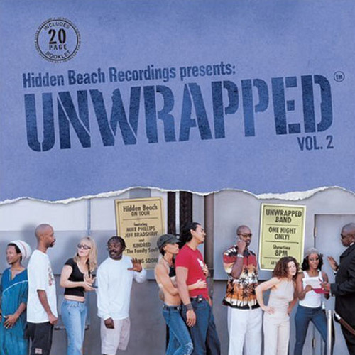 Hidden Beach presents UNWRAPPED Vol. 2 - Music (feat. Patrice Rushen)