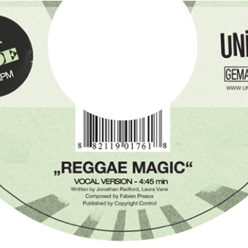 Diesler & Grant Phabao - Reggae Magic ft. Laura Vane