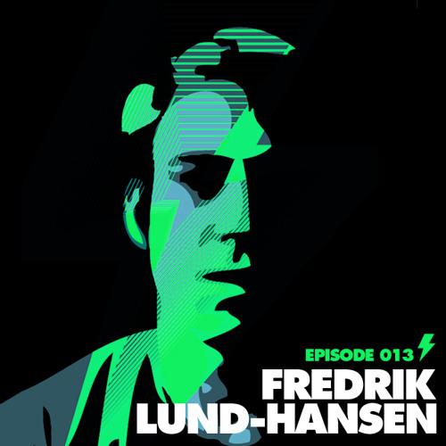Nr 013 with Fredrik Lund-Hansen
