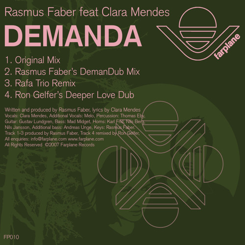 Demanda (Original Mix) feat. Clara Mendes