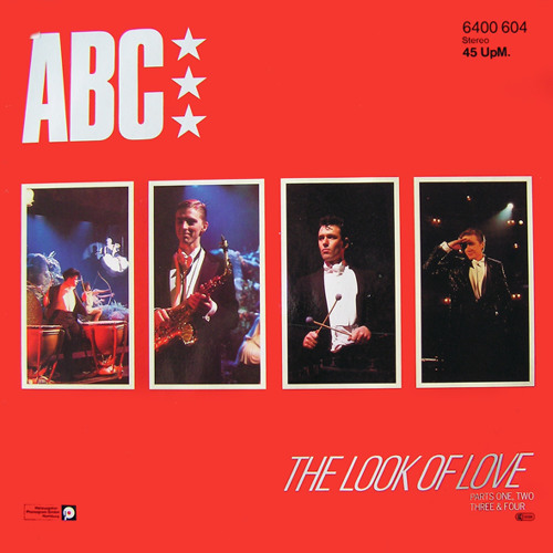 ABC - The Look Of Love [Personal Remix]