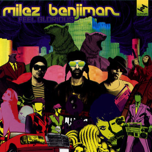 MILEZ BENJIMAN - CHOP THAT WOOD