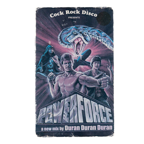 Duran Duran Duran - Powerforce Mix