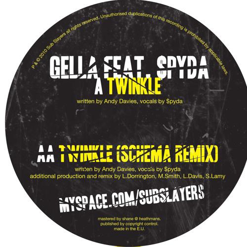Gella ft $pyda - Twinkle [CLIP]