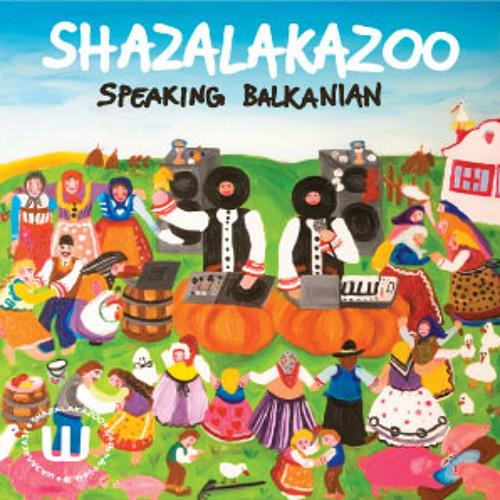 ShazaLaKazoo - Cyrillic