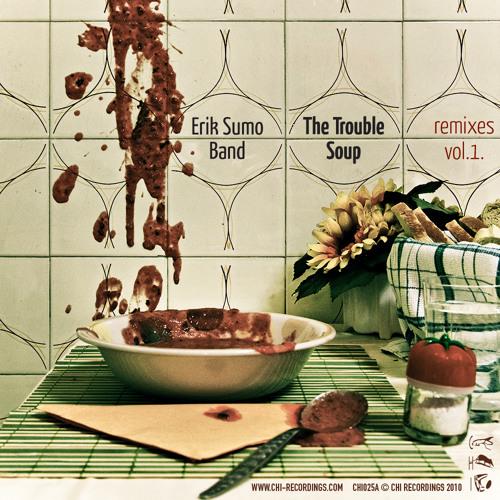 Erik Sumo Band - Disco In My Head (Anorganik remix) [112kbps]