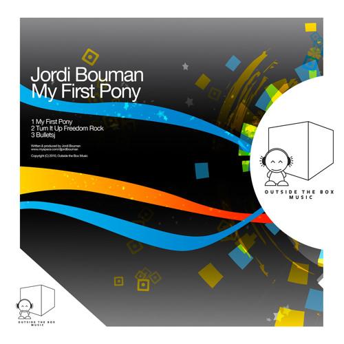 Jordi Bouman - Turn it up Freedom Rock