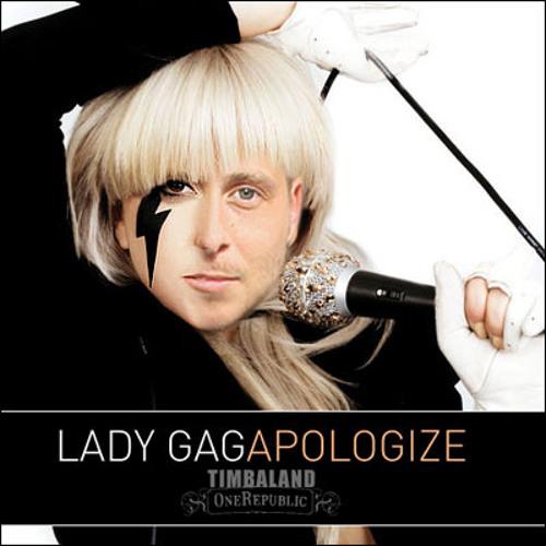 Lady Gagapologize