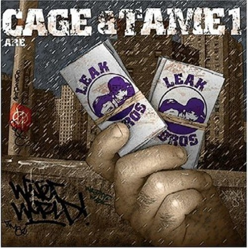 Leak Bros (Cage & Tame 1) - Gimmiesumdeath (Produced by Rjd2)