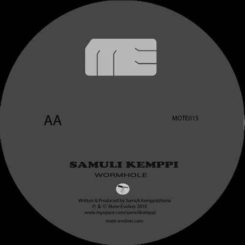 Mote015 :: Samuli Kemppi - Structure Formation