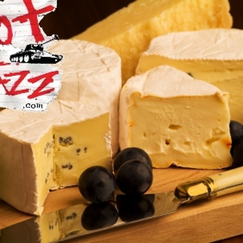 The Riot Jazz Cheese Board