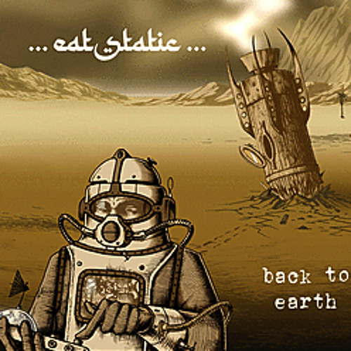 Eat Static -Holy Stone