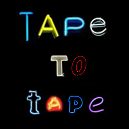 TAPE TO TAPE - THE DEVIL MADE ME DO IT II ( RELISH RECORDS )