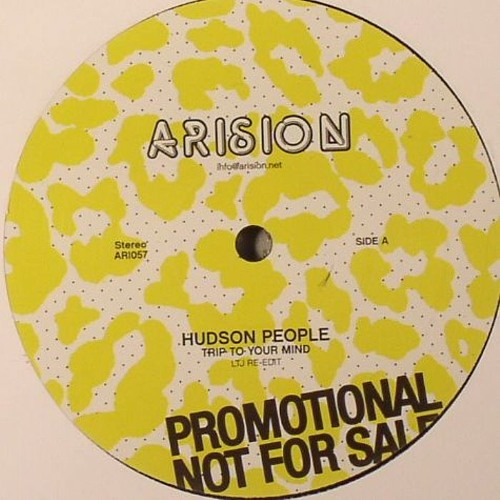 Hudson People - Trip To Your Mind (LTJ rework edit)