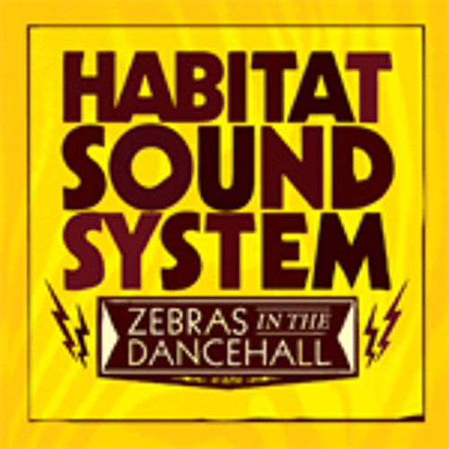 Zebras in the Dubhall (Dub Traffik Control Version)