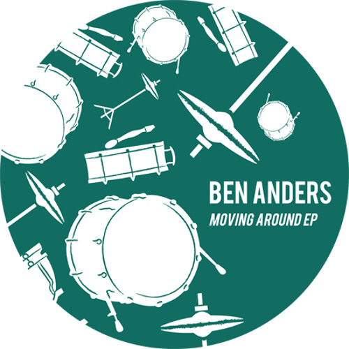 prcs005 - Ben Anders -  Moving Around - Federico Molinari RMX