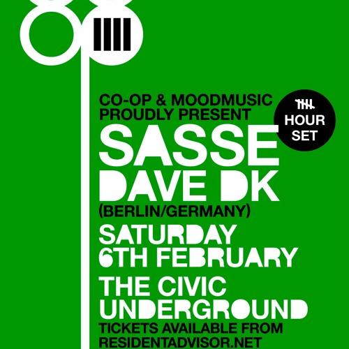 Sasse Co-Op, Sydney Feb 5th - Pt 1