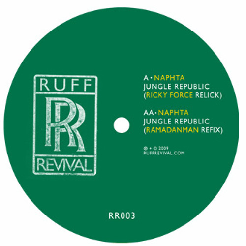 Jungle Republic (Rickyforce Relick) Edit