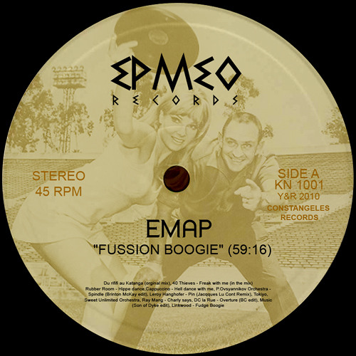 Emap - Fusion Boogie