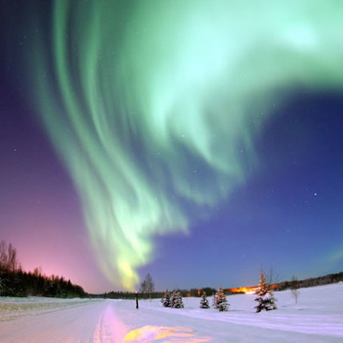 Supranebula - Aurora boreal