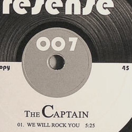 01 - The Captain - We Will Rock You