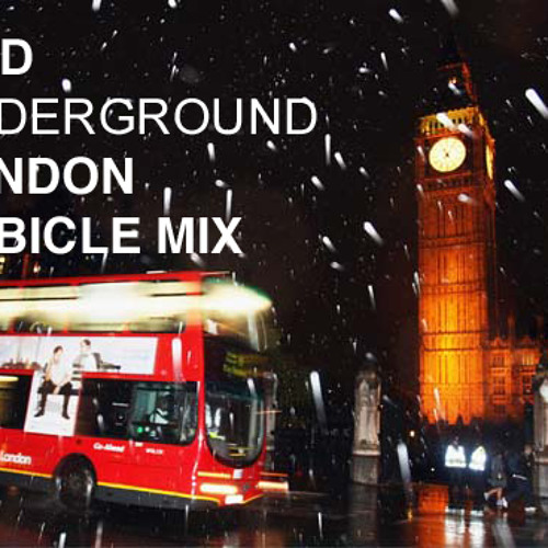 K / D - UNDERGROUND LONDON - KUBICLE - LEE FOSS