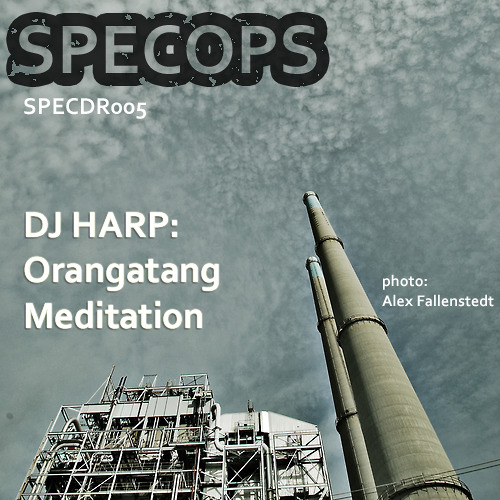 DJ HARP - Orangatang (SPECDR005)