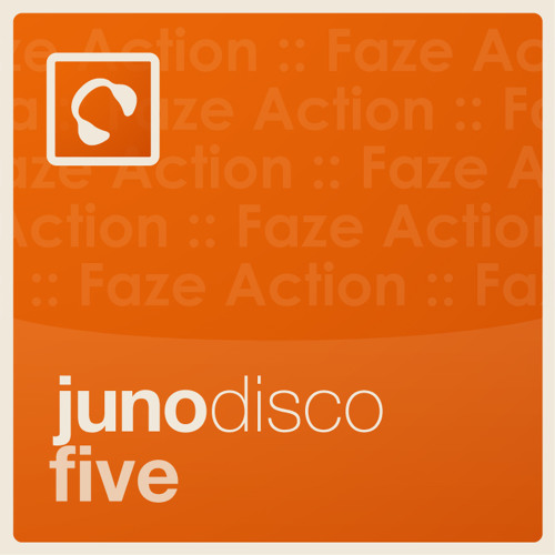Juno Disco 5 - mixed & hosted by Faze Action