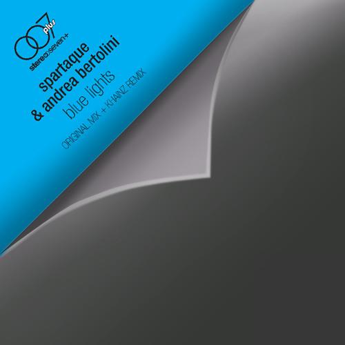 Spartaque & Andrea Bertolini - Blue Lights