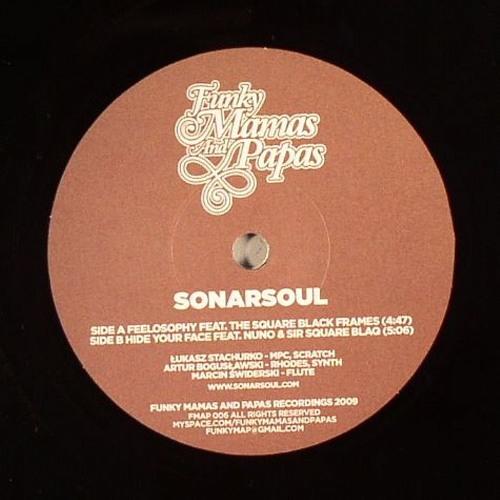 Sonar Soul - Feelosophy feat. The Square Black Frames (FMAP006)