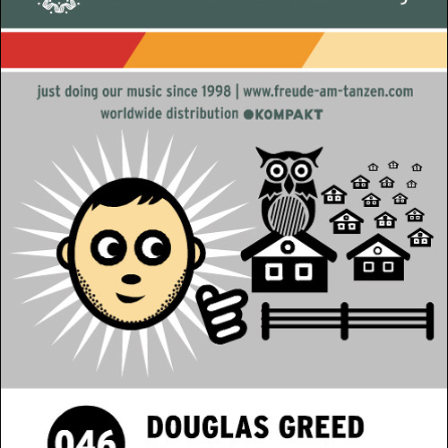 Douglas greed -  oh my