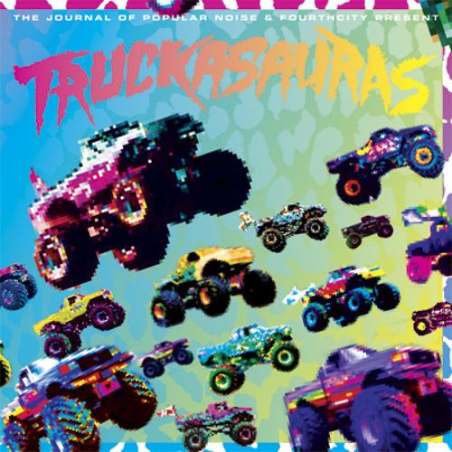"""TRUCKASAURAS - Track 1 - """"Introcut"""" - featuring DJ INTROCUT"""