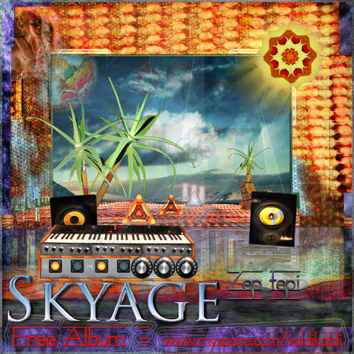 Skyage - Space Master 3000