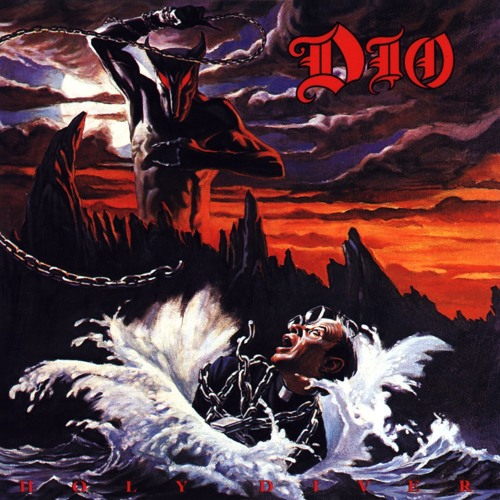 Dio - Interview Working In London
