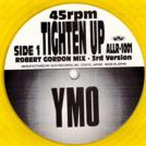 Y.M.O. - Tighten Up (Mr Bird Just for the funk of it Re-Edit)