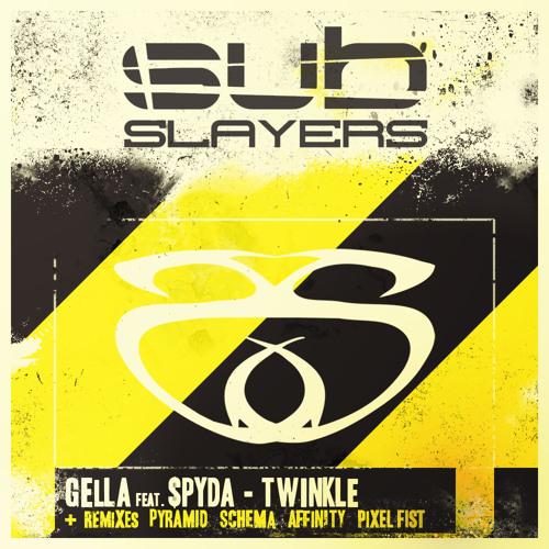 Gella ft $pyda - Twinkle (Affinity Remix) 128k CLIP