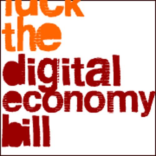 ... the Digital Economy Bill