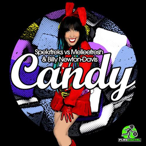 Melleefresh & Billy Newton-Davis vs SpekrFreks - Candy (Per Hammar Tech House Mix)