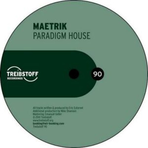 "Maetrik - Paradigm House (4 Da People ""String Of Hope"" Edit)"