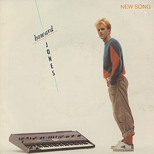 Howard Jones New Song (HI8RMX)