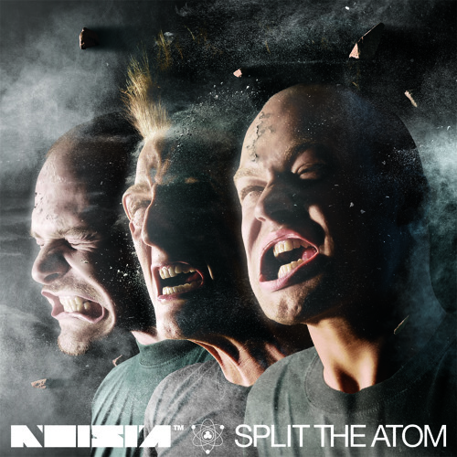 Noisia - Split the Atom (Split the Atom)