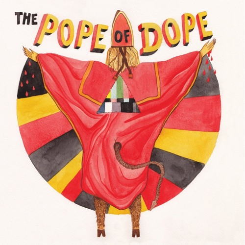 Party Harders vs The Subs - The Pope Of Dope (The Oddword Remix) LL27 preview