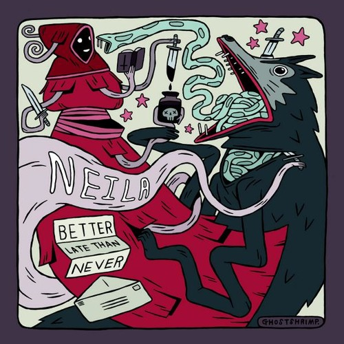 Mercy Refused - Neila's Better Late Than Never