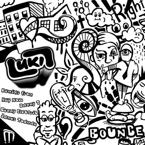 Luki - Bounce (James Todman's Midnite Remix)