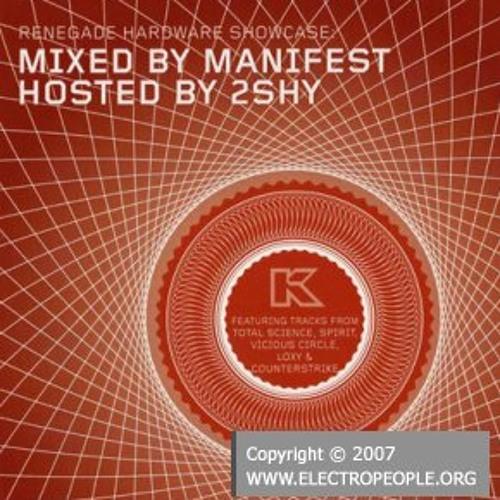 MANIFEST & 2 SHY MC_RENEGADE HARDWARE SHOWCASE_V/A_KMAG_2007