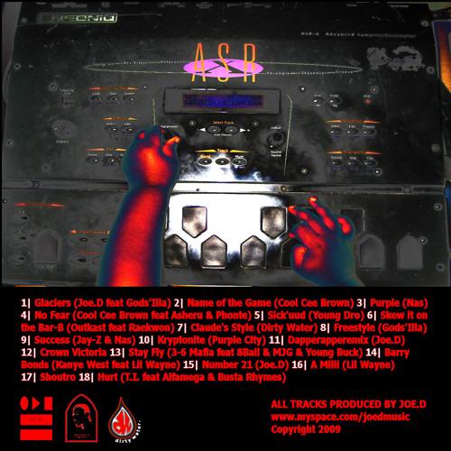 13 - Stay Fly (3-6 Mafia ) (prod by Joe.D)