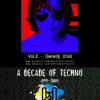 A Decade of Techno Vol.2 - Gerardj (Col) Pt/1