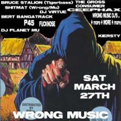 Kiersty Live DJ Set @ Wrong Music Free Party