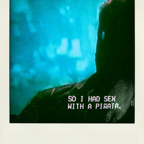 Sex with a pinata
