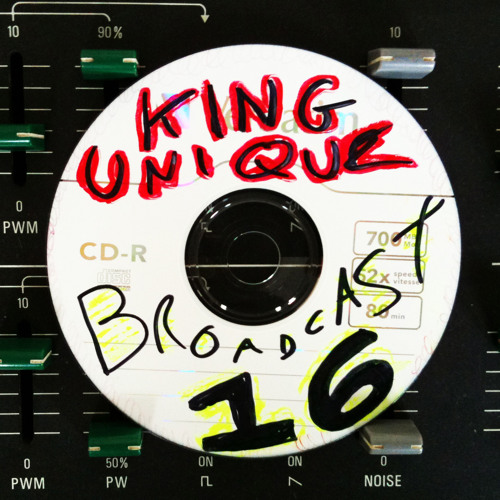King Unique Broadcast 16